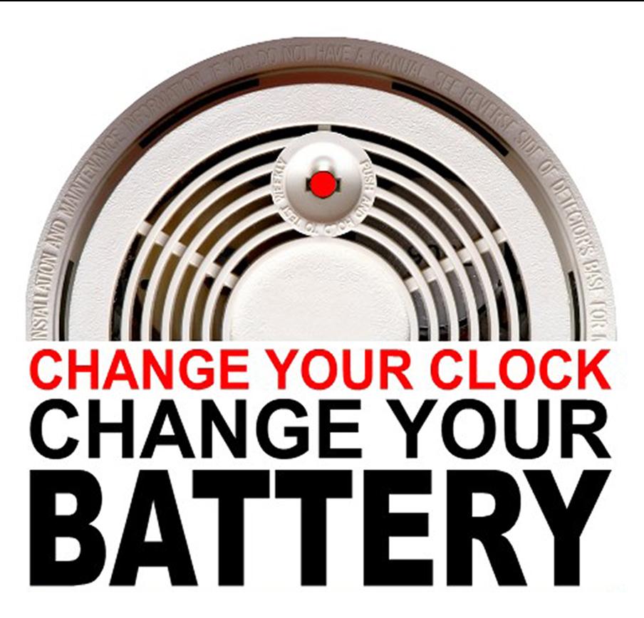 Change Your Clock Change Your Battery Village Of Oak Park