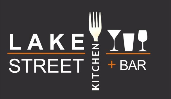 Logo that links to the Lake Street Kitchen and Bar website