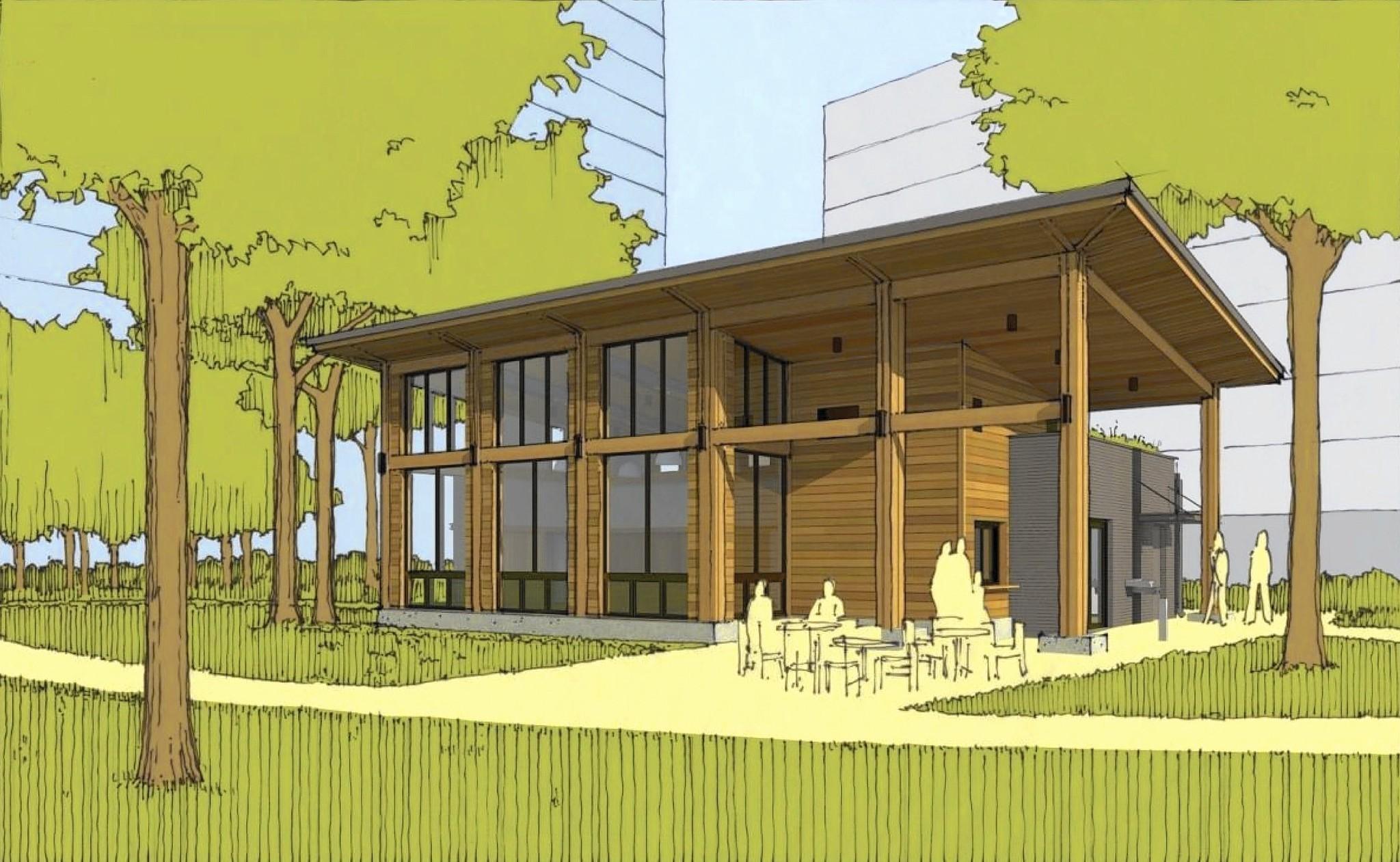 Environmental Education Center Opening Village Of Oak Park