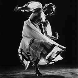 Dancer Doris Humphrey