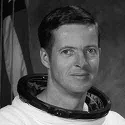 photo of astronaut Joseph Kerwin