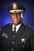 Interim Police Chief LaDon Reynolds