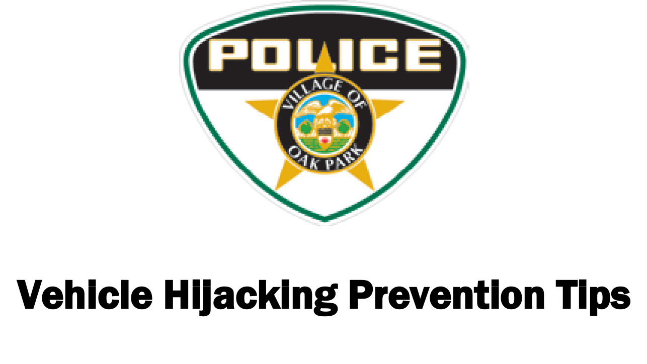 link to vehicle prevention tips